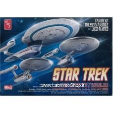 Star Trek - USS Enterprise Starship Set - Cadet Series - 1/2500