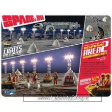 MPC 86006 1/48 Space 1999 Nuclear Waste Area 2 Diorama