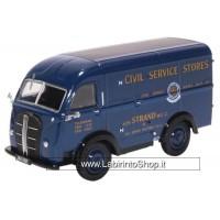Oxford Diecast 43ak017 Austin Three Way Van Civil Service Stores 1/43