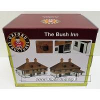 Oxford Rail OS76T002 - The Bush Inn 1:76 Scale (OO Gauge)