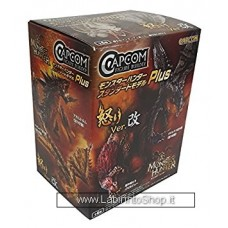 Capcom Monster Hunter CFB Figure Builder Anger Ver. Kai Action Figure (Single Random Blind Box)