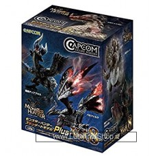 Capcom Monster Hunter Vol 8 Set of 6 CFB Standard Model (Single Random Blind Box)