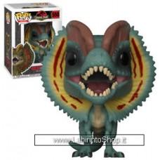 Funko POP! Movies Jurassic Park #550 Dilophosaurus