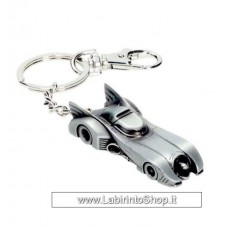 Keyring Batman Batmobile 1989 3d Metallic