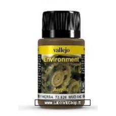 Vallejo Acrylic Paints 40ml Bottle Mud & Grass Weathering Effect