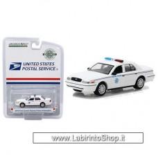 2010 Ford Crown Victoria Police Interceptor United States Postal Service (USPS)