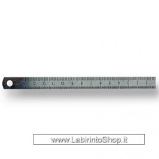 Artesania Latina Stainless Steel Ruler 150 x 13 x 0.5 cm