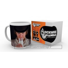 A Clockwork Orange Mug Alex Milk Logo