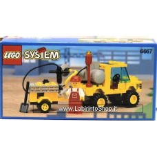 Lego System 6667 Set incompleto