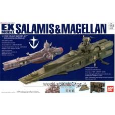Salamis and Magellan (EX) (Gundam Model Kits)