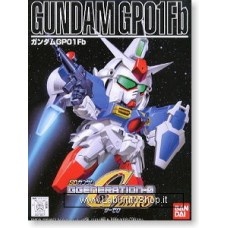 Gundam GP01Fb (SD) (Gundam Model Kits)