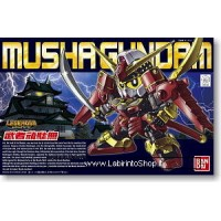 Legend BB Musha Gundam (SD) (Gundam Model Kits)
