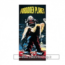 Forbidden Planet Robbie Robot Beach Bath Towel 150X70CM