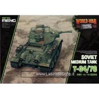 Meng wwt-006 Model – T-34/76 World War Toons