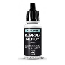 Vallejo Model Color 70.597 Retarder Medium 17ml