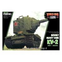 Meng Wwt-004 Model – KV-2 World War Toons