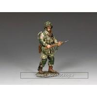 DD220 Officer w/ Carbine