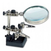 Artesania Helping Hand with Magnifying Glass