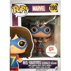 Ms. Marvel - Ms. Marvel (Kamala Khan) Pop! Vinyl Figure (Marvel #190) Walgreens