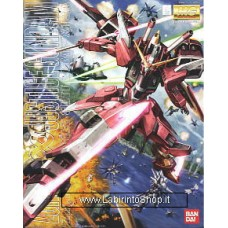 ZGMF-X19A Infinite Justice Gundam (MG) (Gundam Model Kits)