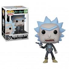 Funko Pop! Animation Rick and Morty - Prison Break Rick