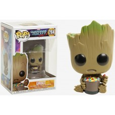 Funko Marvel Guardians of the Galaxy POP! Marvel 264 Groot Exclusive