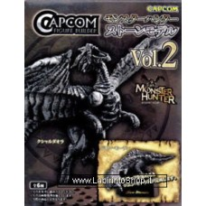 Capcom Monster Hunter Action Figure Stone Model Vol. 2 (Single Random Blind Box)