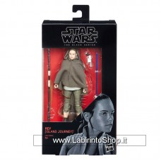 Star Wars Black Series Action Figures 15 cm 2018 Wave 2 Rey (Island Journey) (Episode VIII)