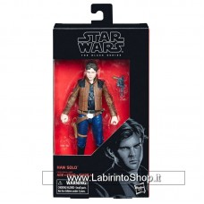 Star Wars Black Series Action Figures 15 cm 2018 Wave 2 Han Solo (Solo)