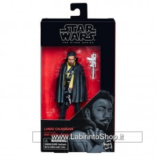 Star Wars Black Series Action Figures 15 cm 2018 Wave 2 Lando Calrissian (Solo)
