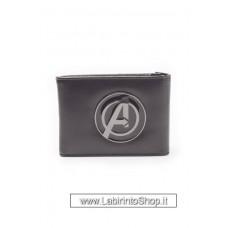 Avengers Wallet Metal Logo
