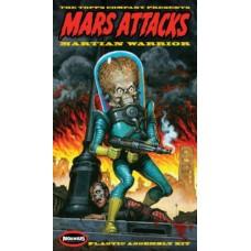"Moebius 936 Mars Attacks Martian Warrior Figure (12"" Tall) 1/8"