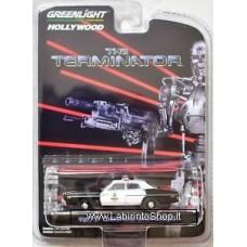 Greenlight 1:64 1977 Dodge Monaco The Terminator  (Limited Edition)