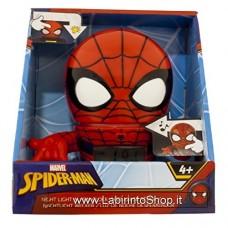 BulbBotz Spider-Man Alarm Clock