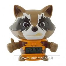 BulbBotz Rocket Raccoon Alarm Clock