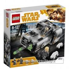 Lego Il Landspeeder di Moloch