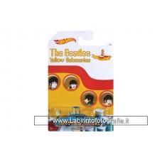 Hot Wheels beatles yellow submarine series Fish'd N Chip'd
