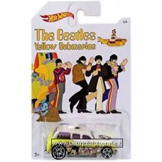 Hot Wheels Beatles Yellow Submarine Series Cockney Cab II
