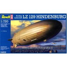 "Revell 1/720 Airship LZ 129 ""Hindenburg"" Plastic Model"