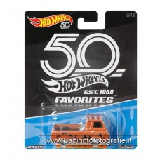 Hot Wheels 50th Anniversary Diecast Vehicle - 60' s Ford Econoline