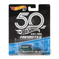 Hot Wheels 50th Anniversary Diecast Vehicle - 69 Volkswagen