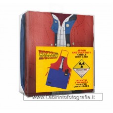 Back to the Future Marty Apron and Oven Glove