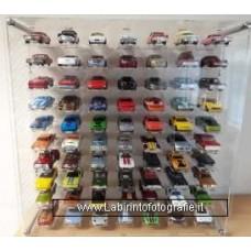 Display Case 1/64 70 models
