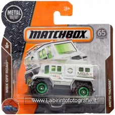 Matchbox Artic Thunder