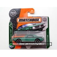 Matchbox 70 Plymouth Cuda