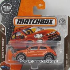 Matchbox 16 Fiat 500 X