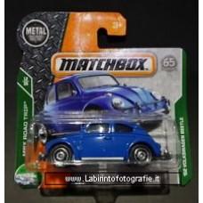 Matchbox 62 Volkswagen Beetle