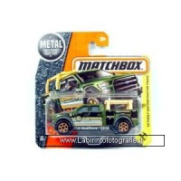 Matchbox 15 Ford F-150 Contractor Truck