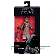 Hasbro STAR WARS – Black Series – Figurine Jawa