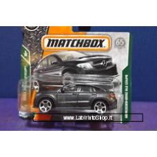 Matchbox Mercedes-Benz GLE Coupe